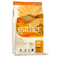 <b>Gather Free</b> Acres Chicken <b>Dog</b> Food