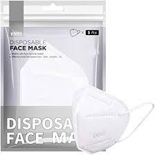 [5 PCS] FFP2/KN95 <b>Face Mask</b>, 5-Layer Protective FFP2 <b>Mask</b> CE ...