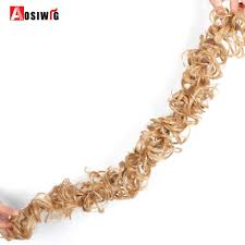 Detail Feedback Questions about <b>AOSIWIG Short Curly Chignons</b> ...