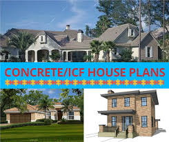 Concrete Block   ICF House Plans  A Vintage Style Is on the Rise Again