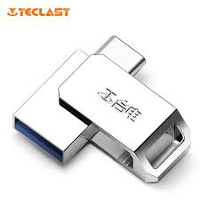 <b>Teclast USB Flash Drive</b> 16GB USB 3.0 type-c Memory Stick Dual ...