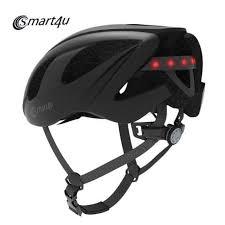 <b>Smart4u SH55M Helmet</b> 6 LED Warning Light SOS Alert Walkie ...