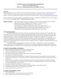 sample resume for a youth counselor sample resumes sample sample resume for a youth counselor sample of youth counselor resume cover letter arojcom sample resume