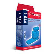 Купить <b>фильтр для пылесоса Topperr</b> FTS 1 Набор губчатых ...