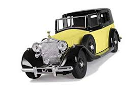 Corgi CC06805 EON/BMW James Bond <b>Rolls</b> Royce Phantom III ...