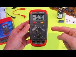 Test Capacitors $12 <b>UYIGAO UA6013L Capacitance Meter</b> REVIEW ...
