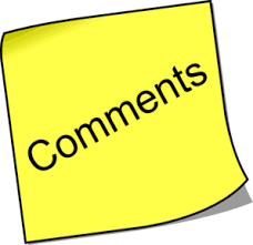 Image result for comments