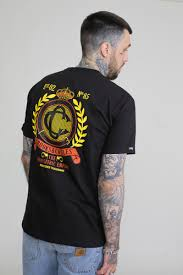 <b>Футболка CROOKS & CASTLES</b> Empire Crest S/S Tee Black ...