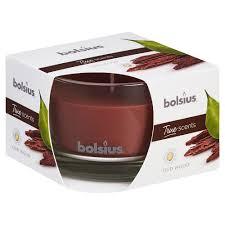 <b>Свеча в стекле</b> Bolsius 63/90 агаровое дерево купить недорого в ...