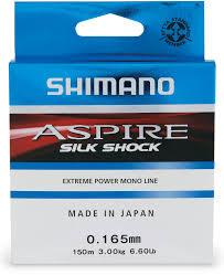 <b>Леска зимняя Shimano</b> Aspire Fluo Ice, цвет: прозрачный, 30 м ...