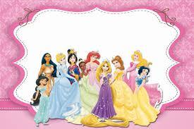 disney princess party printable party invitations is it disney princess printable party invitations
