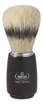 Купить <b>помазок для бритья щетина</b> кабана 11,5см 11712 Omega ...