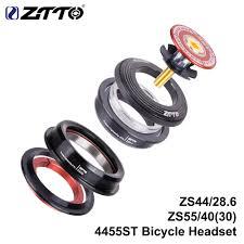 <b>ZTTO 4455ST MTB</b> Bike <b>Road</b> Bicycle Headset 44mm 55mm CNC 1 ...