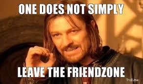 The Friend Zone Dilemma: Women Bashing and Reality Checks | Nerd ... via Relatably.com