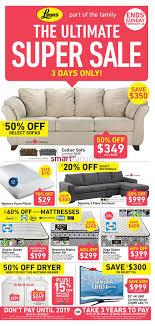 leons furniture bedroom sets http wwwleonsca: leons flyer february  to