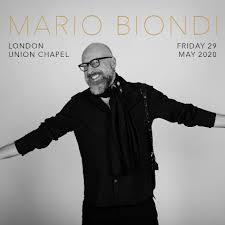 Tickets for <b>Mario Biondi</b>   TicketWeb - Union Chapel in London, GB