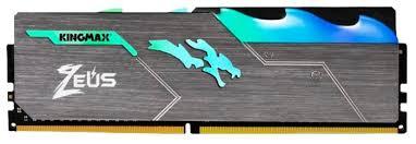 Оперативная <b>память</b> 8 ГБ 1 шт. <b>Kingmax Zeus</b> Dragon DDR4 RGB ...