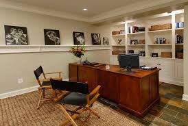 home office renovation new mclean va basement office entrance12 basement home office
