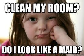 grumpy kid memes | quickmeme via Relatably.com