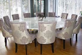 Round Dining Room Table Seats 12 Round Dining Room Tables Grand For Round Dining Room Tables