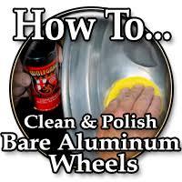 How To <b>Clean</b> and <b>Polish Aluminum</b> Wheels, <b>aluminum</b> wheel ...