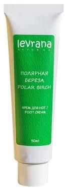 <b>Levrana Крем для ног</b> Полярная береза — купить по выгодной ...