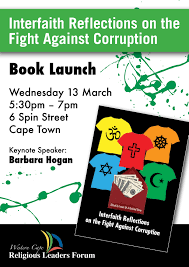 fight against corruption is a fight for social justice finding wcrlf book launch