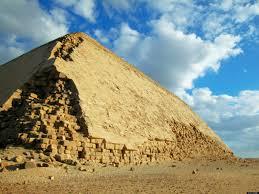 Pyramid erosion