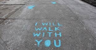 <b>I Will Walk with</b> You Seeks to Raise Awareness about Sexual Violence