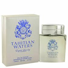 <b>Tahitian Waters</b> by <b>English Laundry</b> Eau De Parfum 3.4 Oz 100 Ml ...