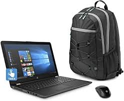 2018 HP Business 15.6-inch HD Touchscreen Laptop ... - Amazon.com