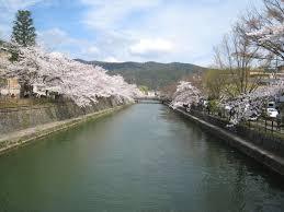 navigator  the canal in okazaki park
