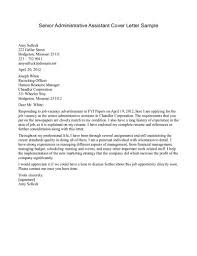 sample of a good cover letter  template  template sample of a good cover letter