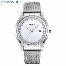 Detail Feedback Questions about <b>New</b> Top <b>brand CRRJU</b> watch ...