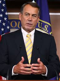 Image result for speaker of the house John Boehner