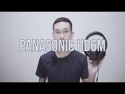 Видеообзор товара <b>Наушники Panasonic RP-HD6MGC-K</b> Чёрный