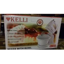 Отзывы о <b>Миксер</b> с чашей <b>KELLI</b>-KL5048