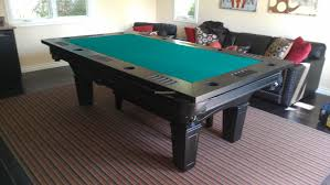 pool table dining tables: brunswick pool table tennis conversion top cart convert