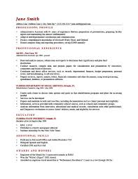 how to write a professional profile resume genius washington brick red