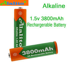 2 <b>20PCS</b> Alalito AA <b>14500</b> 3800mah 3.7 V lithium ion <b>rechargeable</b> ...