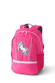 Kids ClassMate Varsity <b>Unicorn</b> & <b>Dinosaur</b> Medium Backpack ...