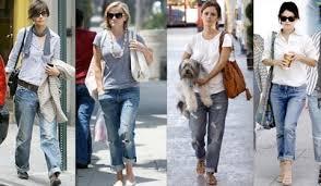 <b>Укороченные джинсы</b> (74 фото): кому идут, с чем носить ...