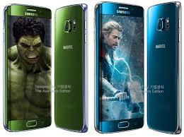 Harga Bekas Samsung Galaxy S6 Edge IronMan