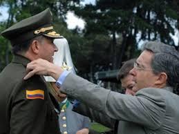 Bildergebnis für imagen general naranjo y uribe