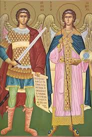 Arhanghelii Mihail și Gavril