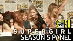 Supergirl SEASON <b>5</b> San Diego Comic Con 2019 <b>Panel</b> (<b>HD</b> ...
