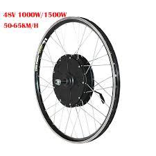 1000W/1500W Powerful Motor Wheel for <b>eBike Conversion Kit MTB</b> ...