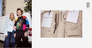 Как делаются джинсы <b>Ksenia Schnaider</b>, которые вы видели в ...