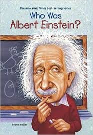 Who Was Albert Einstein?: Jess Brallier, Robert Andrew Parker ...