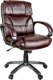 <b>Кресло руководителя Helmi HL-E08</b> Receipt, коричневый